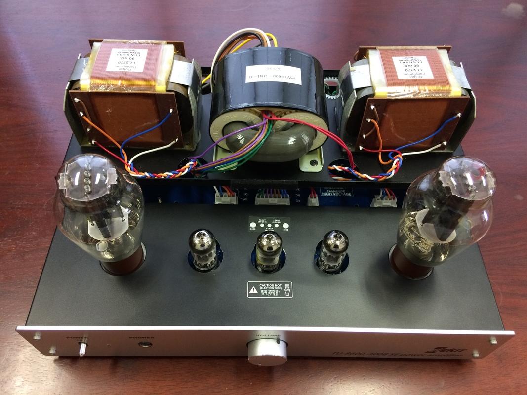 Elekit TU 20   20B SE Vacuum Tube Amplifier DIY Kit » getAudio